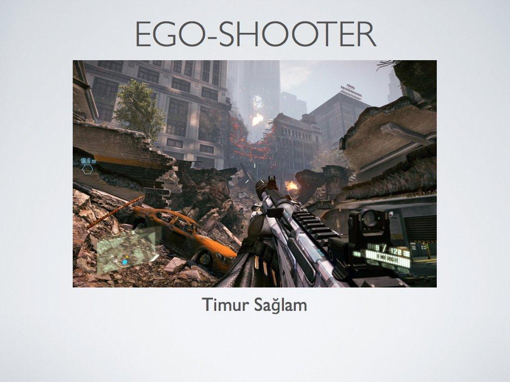 Ego Schooter